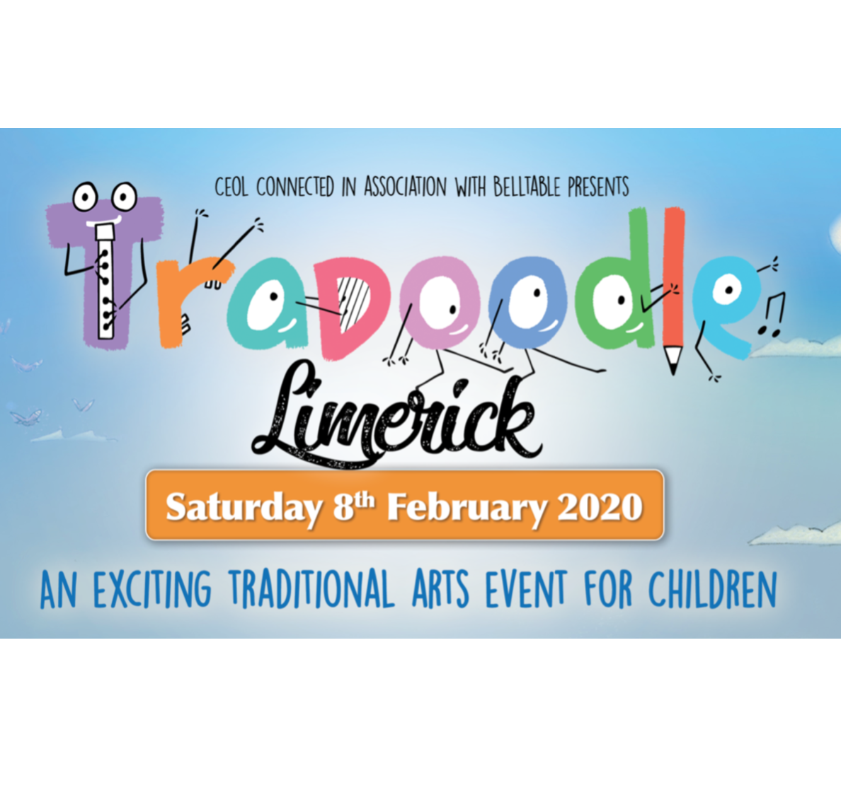 It's almost time for Tradoodle Limerick!