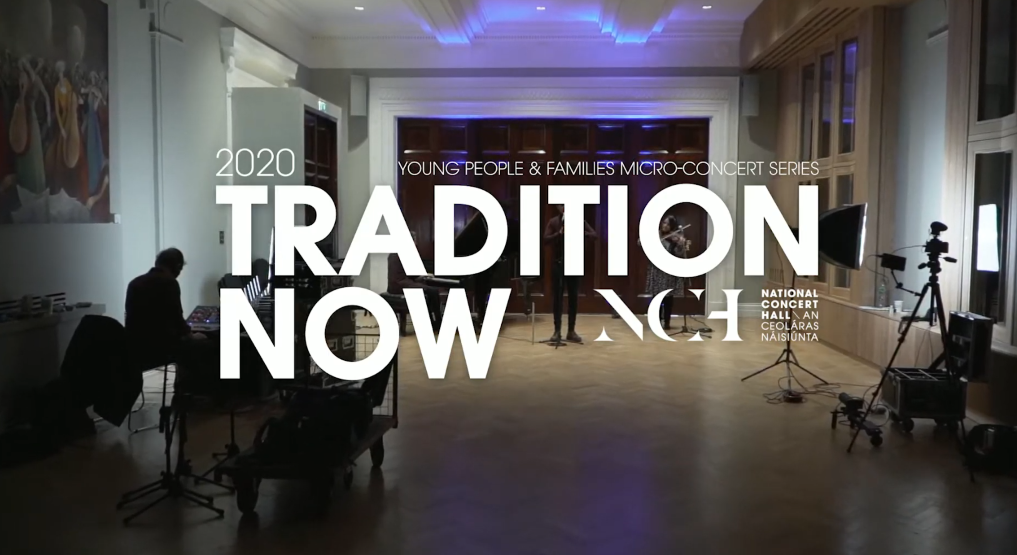 Ceol Connected perform at the National Concert Hall's Tradition Now Festival